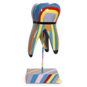 Sculptuur Molaar Pastel