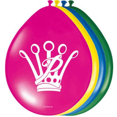 Ballonnen Prinsessia