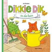 Dikkie Dik in de tuin, 3+