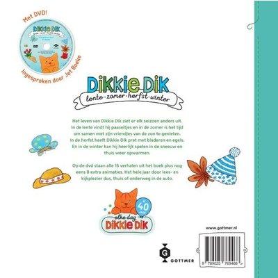 Dikkie Dik Lente, Zomer, Herfst en Winter (incl. DVD)
