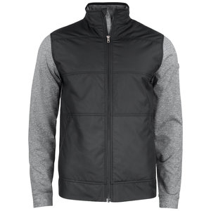 Cutter & Buck Stealth Jacket heren zwart/grijs