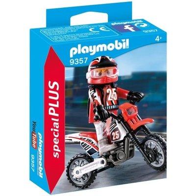 Playmobil Playmobil Plus 9357 Motorcrosser
