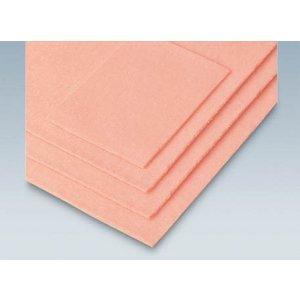 Fleecy foam ( 5 mm -  22.5 x 40 cm)