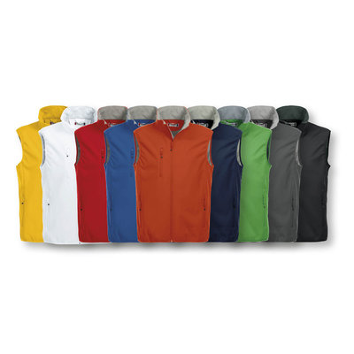 Clique Clique Basic Softshell herenbodywarmer diverse kleuren