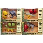 Dino met ei & baby dino (Voorraad 11 stuks OP=OP)