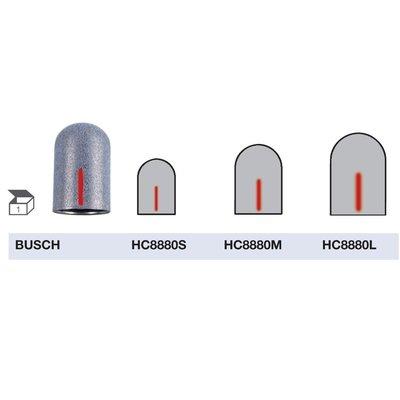 Busch HYBRIDCAP Slijpkappen fijn HC8880