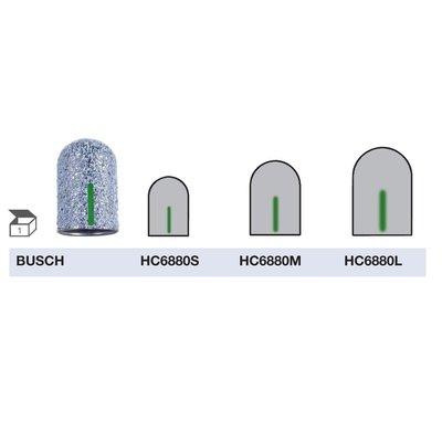 Busch HYBRIDCAP Slijpkappen grof HC6880
