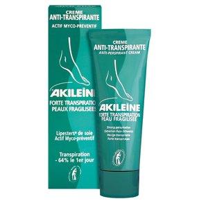 Akileïne Akileïne Anti-transpiratie Crème 50 ml