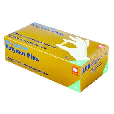 Med Comfort Plus Polymer Latex poedervrij NIEUW!