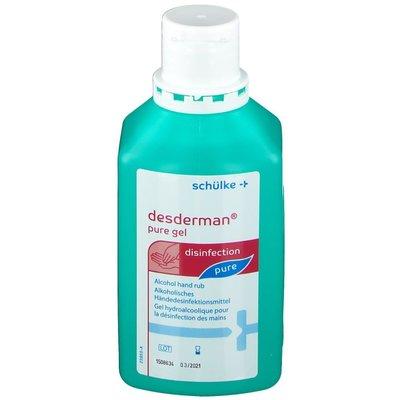 Schülke Desderman Pure gel 1 liter max.4 per klant
