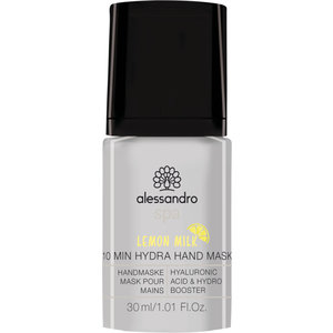 Alessandro 10 Minute Hydra Hand Mask Lemon 30 ml