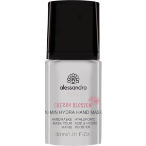 Alessandro 10 Minute Hydra Hand Mask Cherry 30 ml