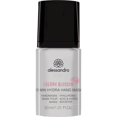 Alessandro 10 Minute Hydra Hand Mask Cherry 30 ml