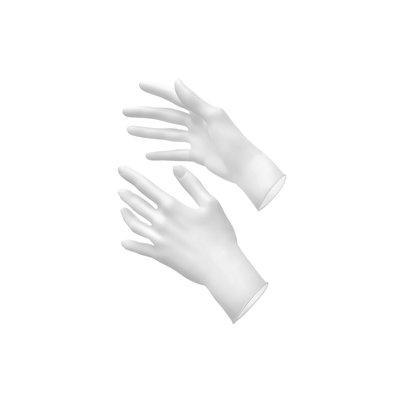 Vinyl handschoenen poedervrij maat M