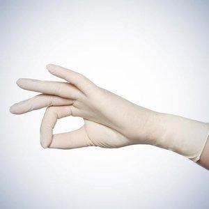 ECO-plus latex handschoenen ALLEEN XL