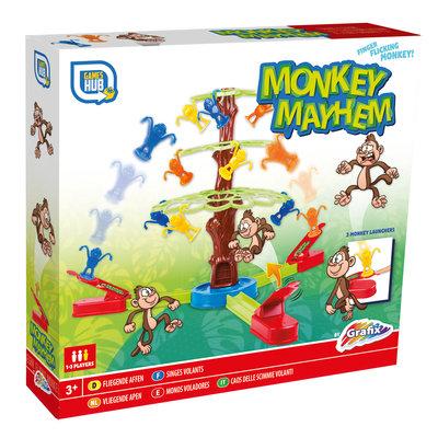 Monkey Mayham spel