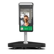 Smart Gezicht scanner TeMaScan op tafel standaard
