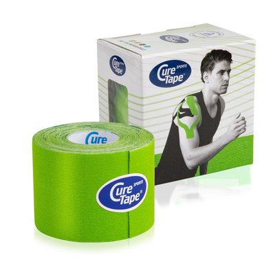 CureTape CureTape Sports 5cm x 5cm LIME