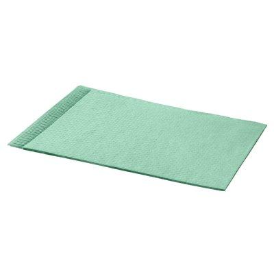 Hoofdsteunzakken mint groen, 25 x 33 cm