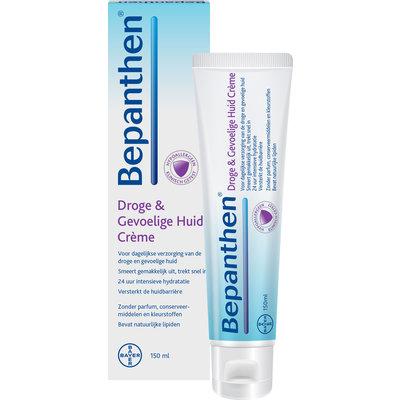 Bepanthen Droge & Gevoelige Huid Crème 150 ml