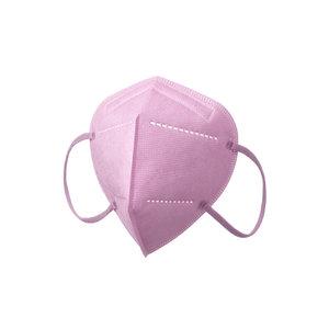 FFP2/ KN95 mondmasker roze