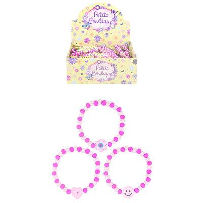 Armbandjes pink