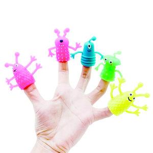 Vingerpop monsters
