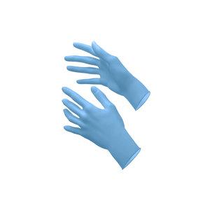 Akzenta Akzenta Ultrasoft nitril Ice Blue
