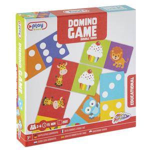 Dubbelzijdig dominospel