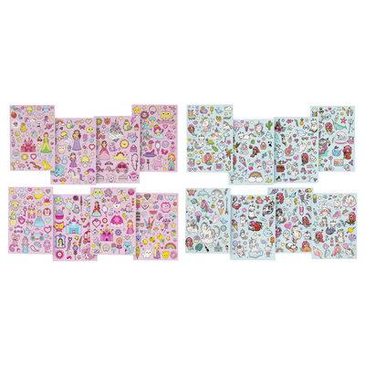 Glitter Stickerboek