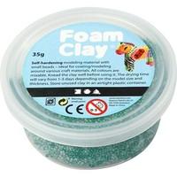 Foam Clay 35 g. donkergroen
