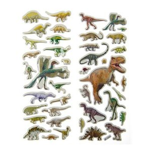 Stickervel dino's