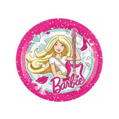 Bordje Barbie Popstar