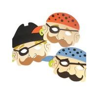 Piraten Masker Boy