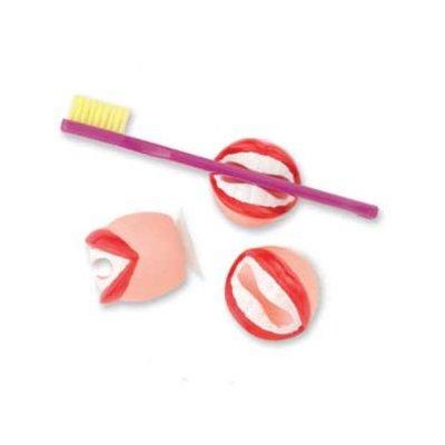 Tandenborstelhouder mond