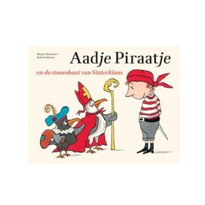 Aadje Piraatje en de stoomboot van Sinterklaas (1 op voorraad, OP = OP)
