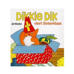 Dikkie Dik viert Sinterklaas