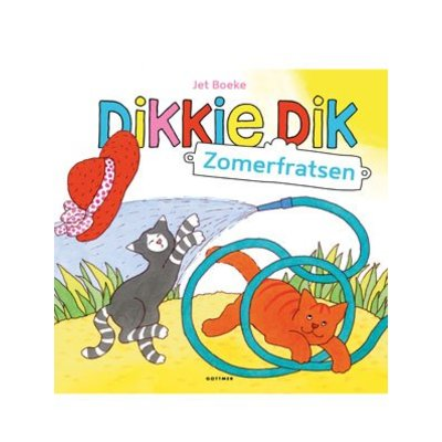 Dikkie Dik Zomerfratsen (2 op voorraad, OP = OP)