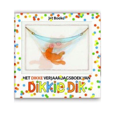 Dikkie Dik Verjaardagsboek