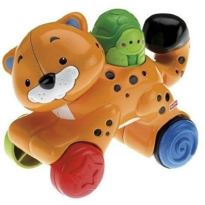 Fisher Price Fisher-Price Amazing Animals 'Press & Go'