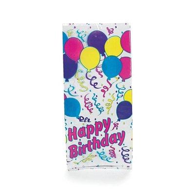 Uitdeelzakjes Verjaardag