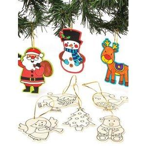 Kersthangers Hout ( UITVERKOCHT )