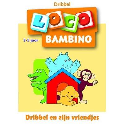 Loco Dribbel en zijn vriendjes bambino (1 op voorraad, OP = OP)