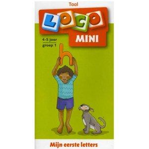 Loco Mijn eerste letters mini (1 op voorraad, OP = OP)