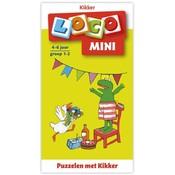 Loco Puzzelen met Kikker