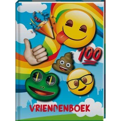 Vriendenboek Emoji