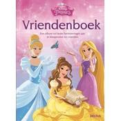 Vriendenboek Disney prinsessen