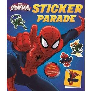 Stickerboek Spiderman