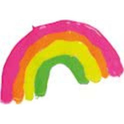 SES Plakkaatverf in neon kleuren