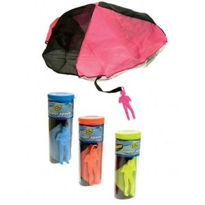 Parachute springer ( Voorraad: 24 stuks OP=OP!)